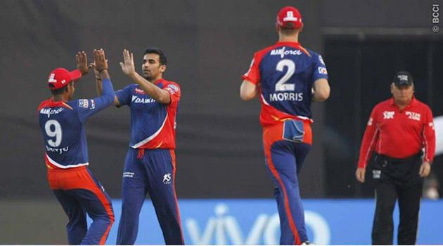 Live Cricket Score, IPL 2016, DD vs KKR: Delhi Daredevils pick two early wickets against Kolkata Knight Riders at Kotla
