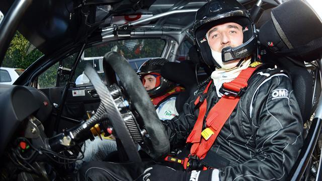 WRC - Kubica crashes out of Rallye du Var