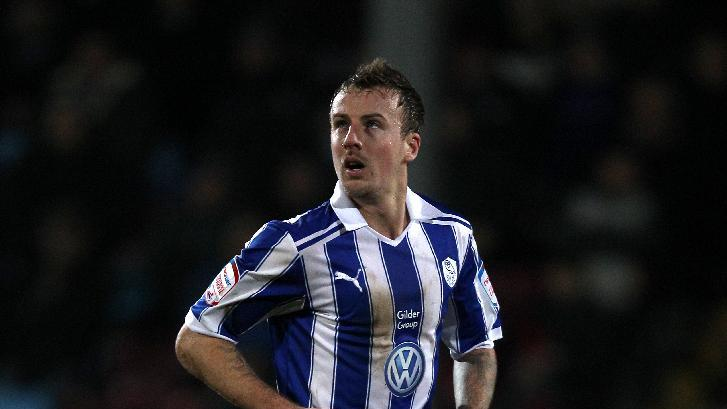 Chris Lines is still a few weeks off returning to full fitness for Sheffield Wednesday