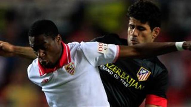 Liga - Atleti to appeal Costa booking