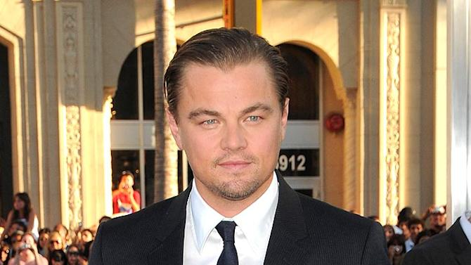 Dicaprio leonardo Inception Pr
