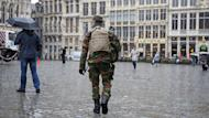 Brussels In Lockdown As 'Severe' Threat Remains