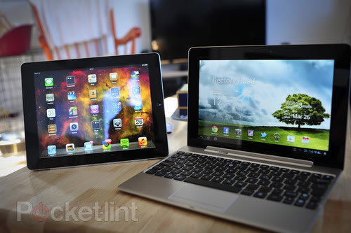 What's better, the new iPad or the Asus EeePad Transformer Prime?. Tablets, Apple, iPad, Android, Asus, Asus Eee Pad, Asus Transformer Prime, Features 0
