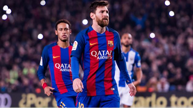 'Angry' Messi didn't celebrate because of criticism – Bauza