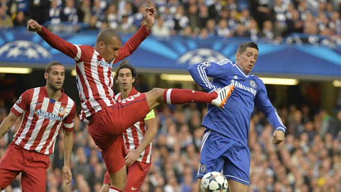Premier League - Rumour: Chelsea make bid for Atletico star Miranda
