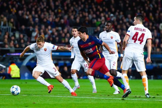 Roma need to bring back the aeroplane after another Champions League debacle