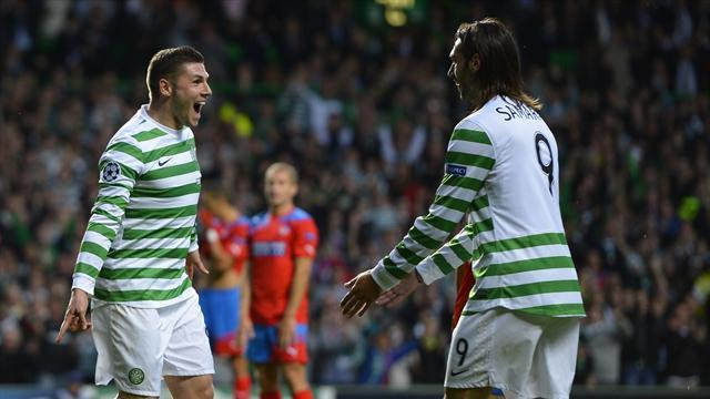 Celtic secure Champions League spot