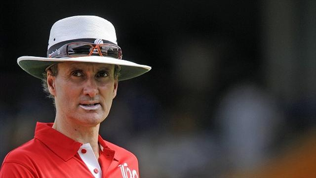 Cricket - Bowden in Ashes umpire list