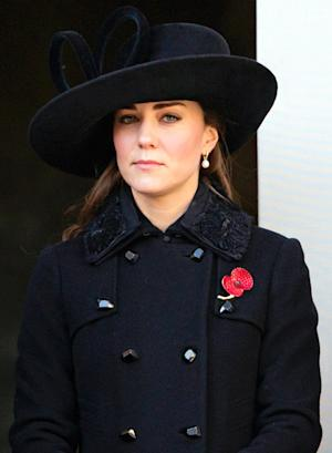 """Pregnant Kate Middleton Cancels Red Carpet Appearance at London Hobbit Premiere to """"Rest Privately"""""""
