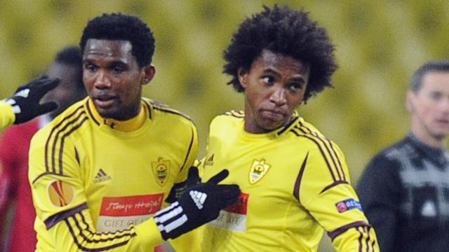 Premier League - Chelsea skipper Terry: Eto'o and Willian need time