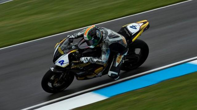 Superbikes - Donington WSBK: Front row the aim for Kennedy