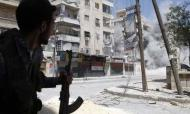 Syria Rebels 'Aided By British Intelligence'