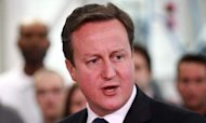 Cameron: Britain 'On Right Track' For 2013