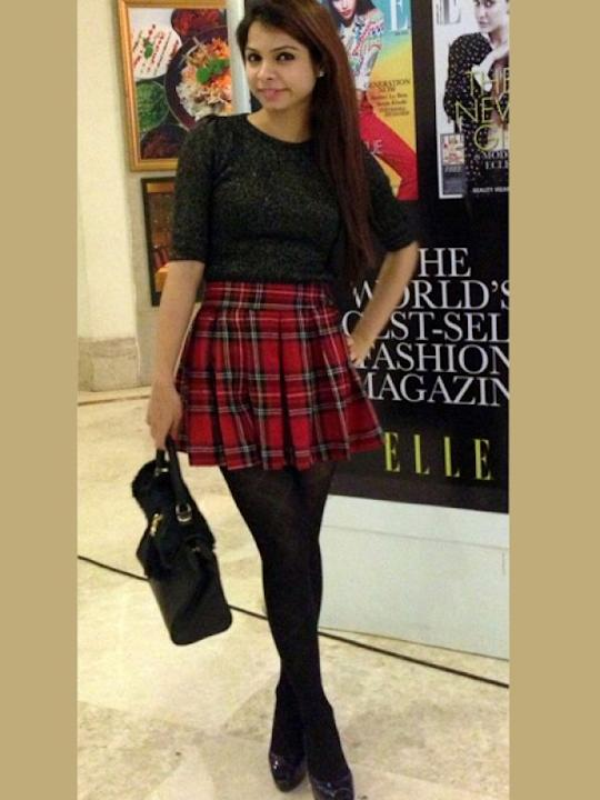 Images via : iDiva.comA plaid skirt never goes out of style.Source: StylePileRelated Articles - Trend Alert: 10 Ways to Rock TartanTrend Alert: Brighten Up Your Wardrobe with Blues