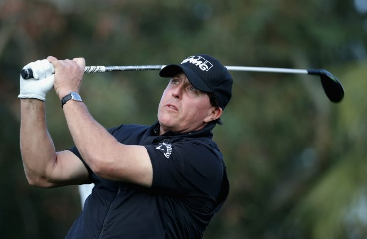 Phil Mickelson is in search of his first PGA Tour win since 2013. (Getty Images)