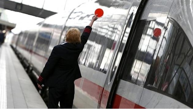 Germany's railways grind to a halt