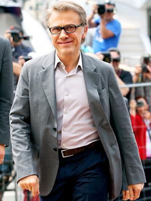 Shooting at Cannes: Christoph Waltz Rushed Offstage After Gunshots Are Heard