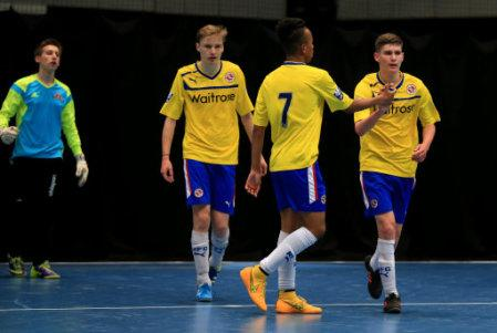 Soccer AM Futsal Cup - Finals - Copper Box Arena