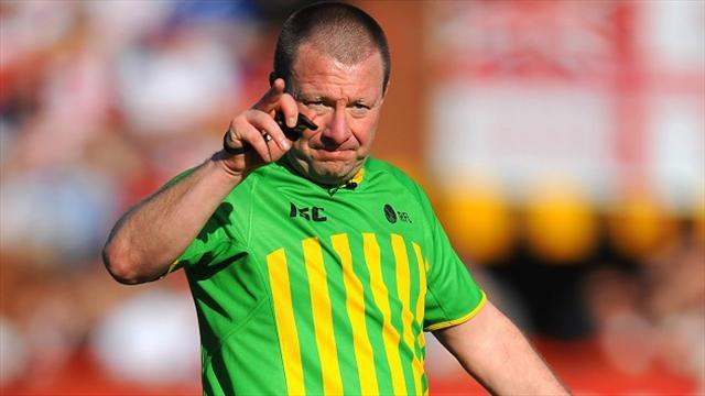 Rugby League - Ganson to resume duties