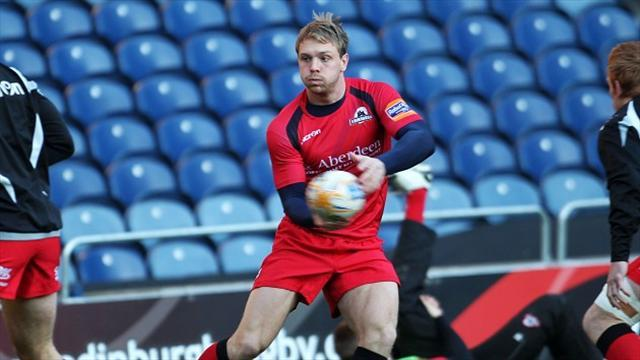 RaboDirect Pro12 - Tonks extends Edinburgh contract