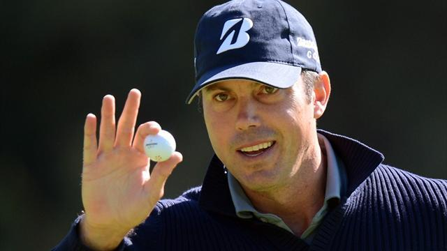 Golf - Kuchar and English take control with 60 at Shootout