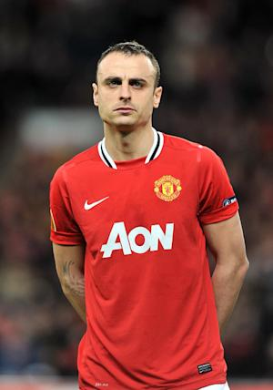 Dimitar Berbatov is close to joining Fulham from Manchester United