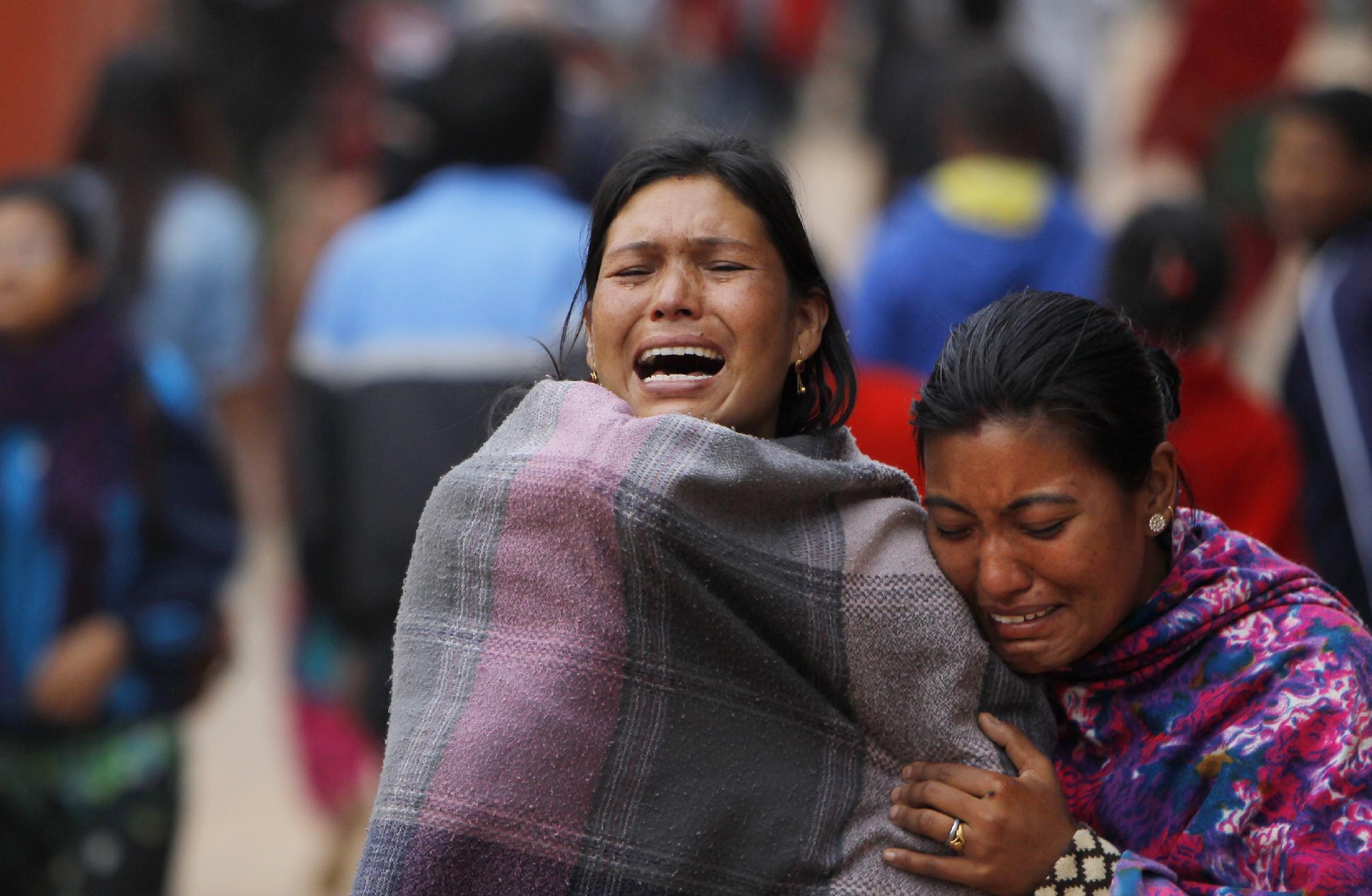 More than 2,150 confirmed dead in Nepal earthquake