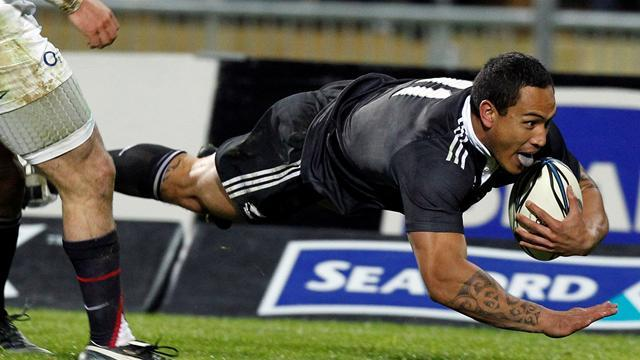 Gear back in All Blacks side to face Spingboks