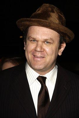 John C. Reilly at the LA premiere of Miramax's Chicago