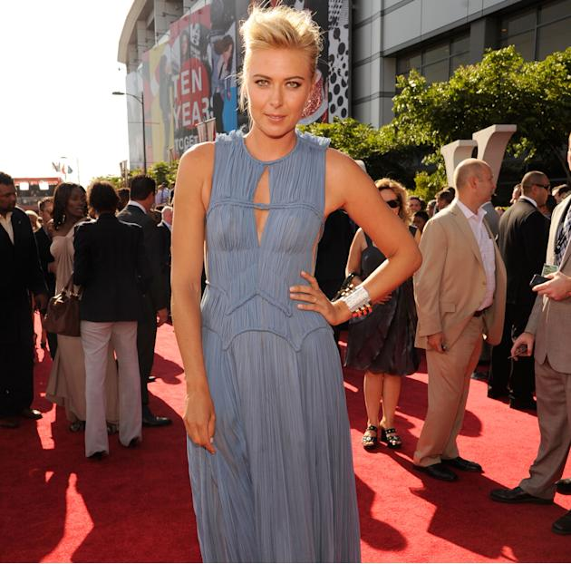 Maria Sharapova at ESPYs
