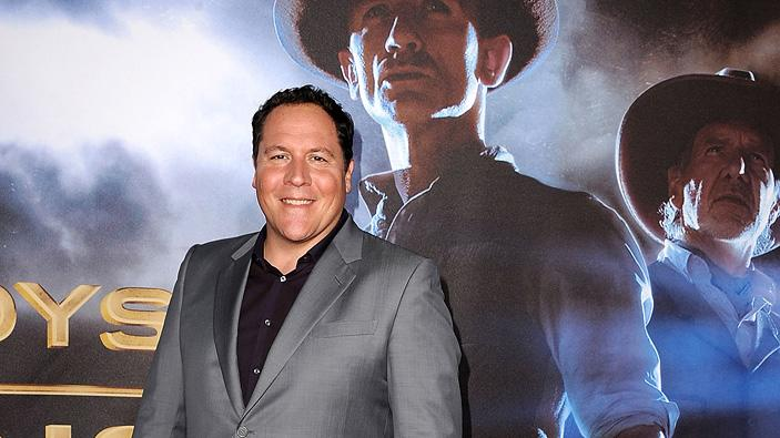 Cowboys and Aliens SD Premiere 2011 Jon Favreau