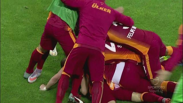 Galatasaray on brink of 20th league title