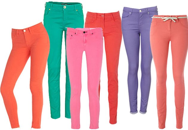 Kate Middleton Causes Coloured Jean Sales To Soar: How To Get The Look