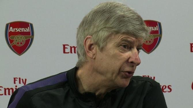 Wenger says focus is key for Arsenal ahead of Championship game