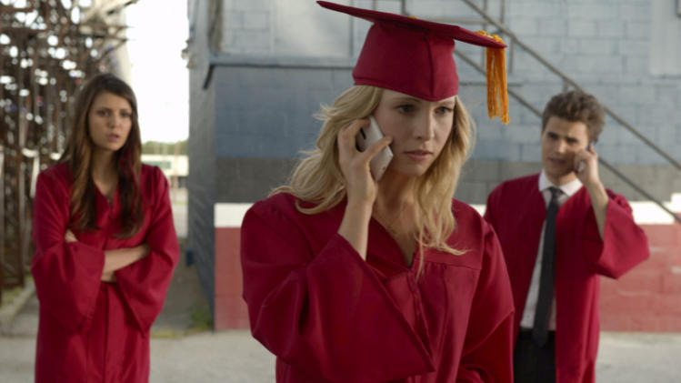 """The Vampire DIaries"" -- ""Graduation"""