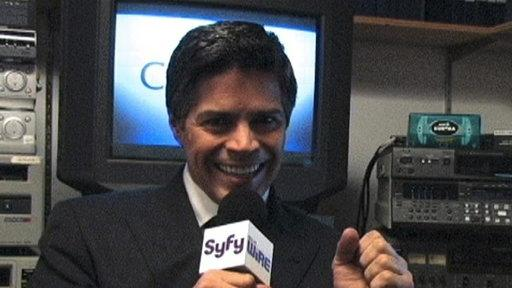 Esai Morales Interview, Part 1