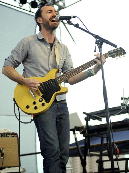 AUSTIN, TX - MARCH 16: James Mercer of the Shins performs at Live from the Lot by Google Play & YouTube at 2012 SXSW Music, Film   Interactive Festival Day 8 on March 16, 2012 in Austin, Texas. (Photo by Tim Mosenfelder/Getty Images)