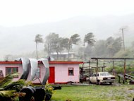 Cyclone Evan is slowly moving away from Fiji after leaving a trail of destruction in its wake