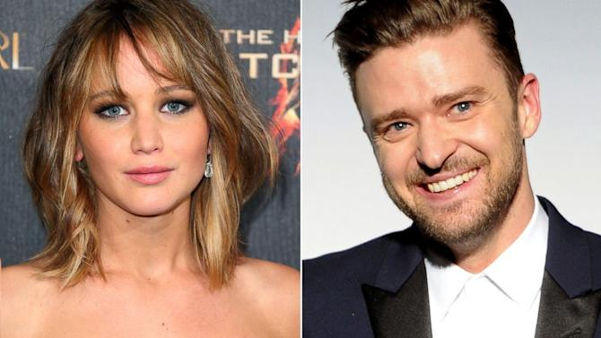 Jennifer Lawrence Reveals Her Celebrity Crush, Explains Pixie Cut