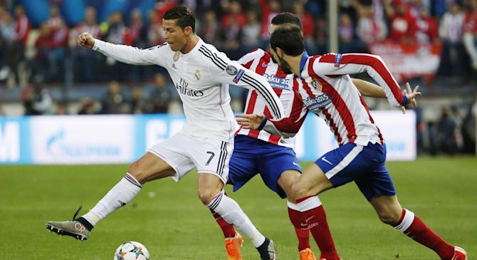 Video: Atletico Madrid vs Real Madrid