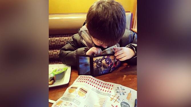 6-Year-Old Boy Treats His Mom to a 'Dinner Date' Once a Month With His Allowance Money
