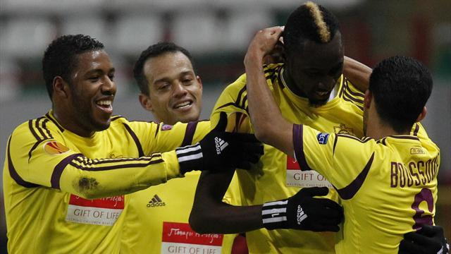 Europa League - Liverpool rookies suffer narrow loss at Anzhi