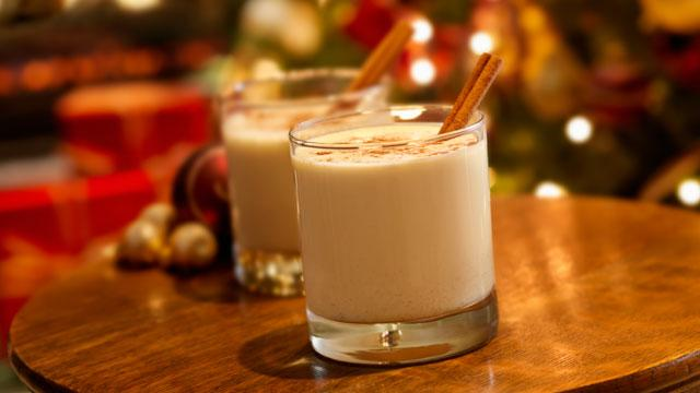 Holiday Miracle? Homemade Eggnog Kills Salmonella With Booze