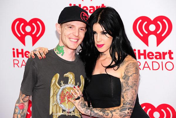 Deadmau5 Engaged to Kat Von D