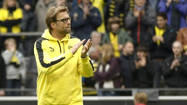 Bundesliga - Klopp rules himself out of the running for United job