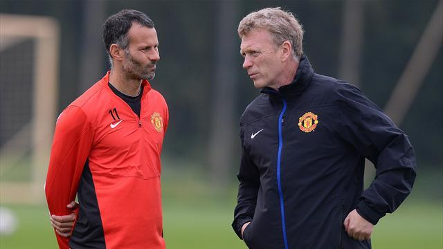 Premier League - Giggs named as interim Manchester United manager