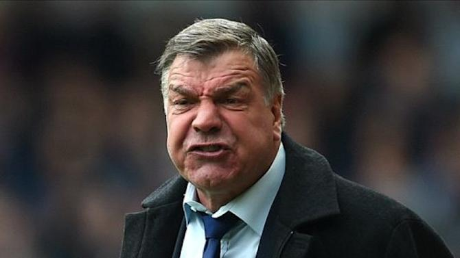 Big Sam Allardyce is back in Premier League management