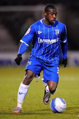 Jo Kuffour was playing at Gillingham last season before being released