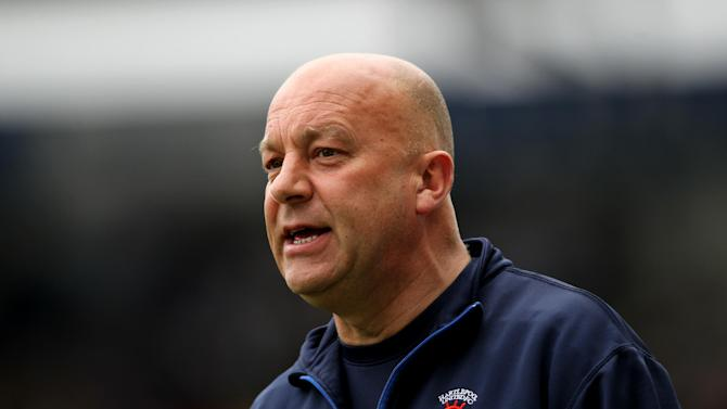 Neale Cooper slated his Hartlepool players after their defeat to Crewe