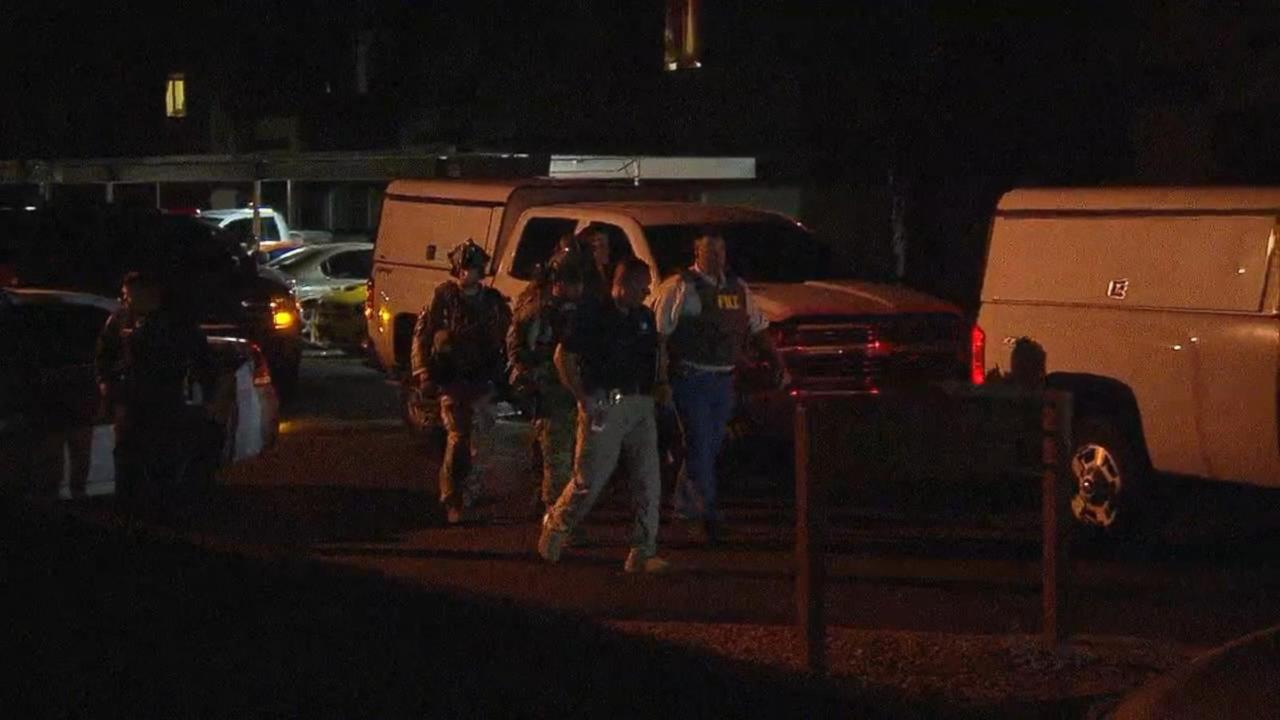 One of Garland, Texas Shooting Suspects ID'd as Elton Simpson, Official Says
